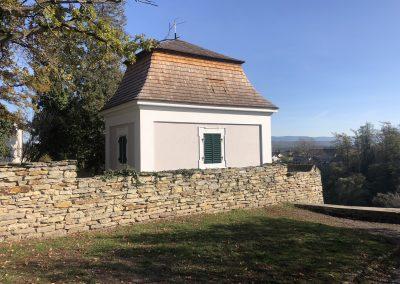 Barokní márnice v Opočně