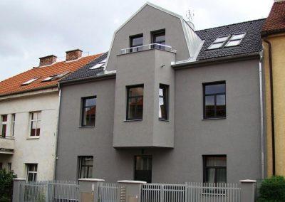Bytový dům Praha Kobylisy