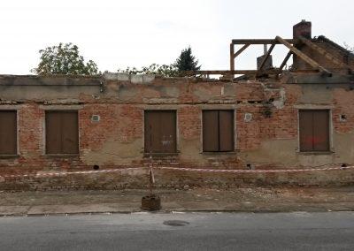 Demolice Hradec Králové
