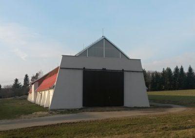 Zemědělský objekt Bílý Újezd
