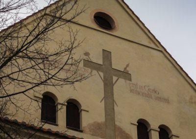 Klášterní kostel Narození Páně